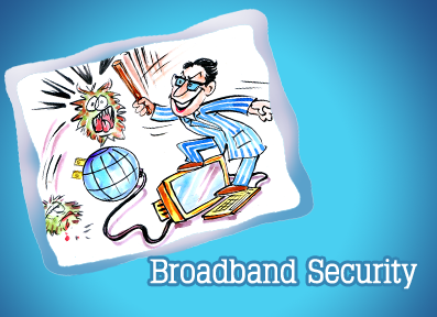 Broadband Security