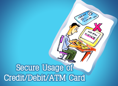 Credit/Debit/ATM Security